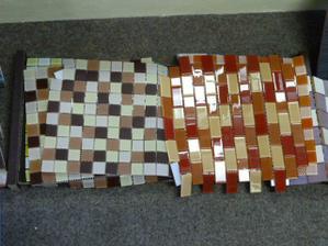 obě mozaiky se mi líbí