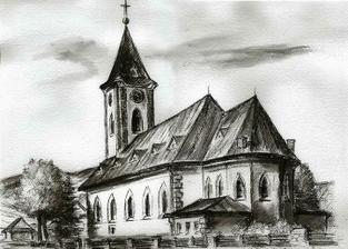 Buď kostol v Zuberci