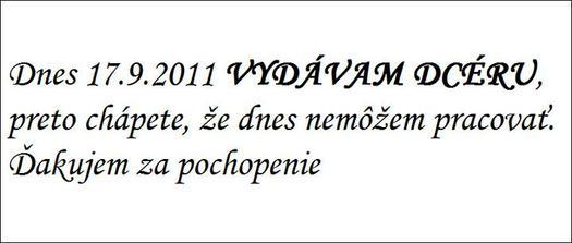 pre Ocka :-D