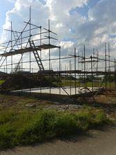 lešení - 2.červen 2014