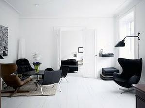 jeden dánsky interiér....