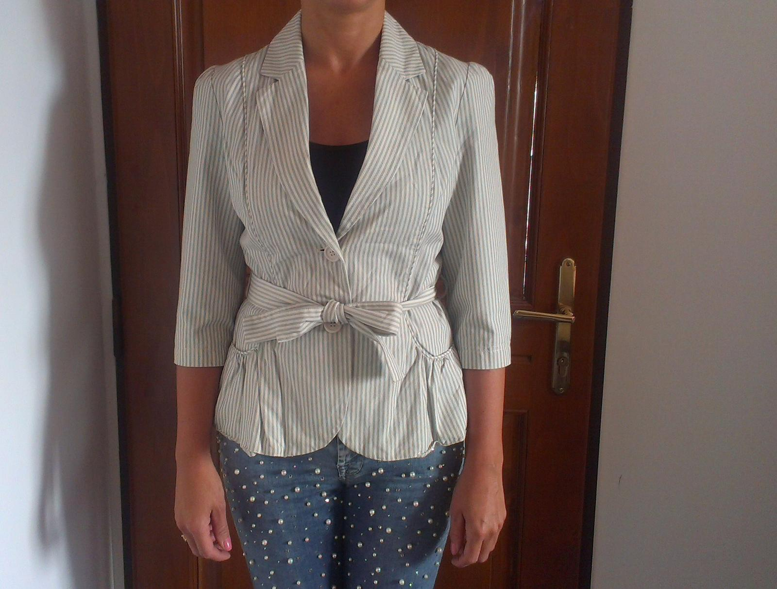 Elegantne sako s 3/4rukávmi značky Marks&Spencer  - Obrázok č. 1