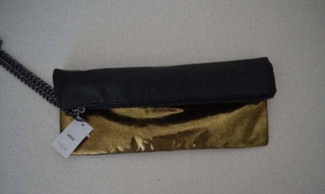 Listová kabelka Mango-s visačkou nepoužitá - Obrázok č. 4