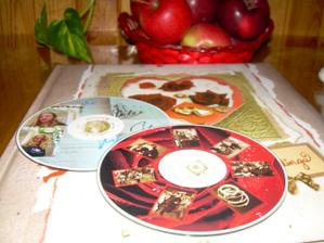Album pro maminku a CD alba (vše vlastní výroby)