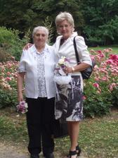 moje maminka s babičkou