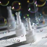 Kvalitní svatební bublifuky, které dělají spoustu krásných bublinek :)