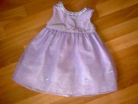 Příprava - Ty bude mít na sobě dcera, v květnu jí bude rok a čtyři měsíce :-)