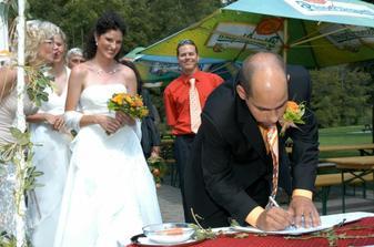 podpis zenicha