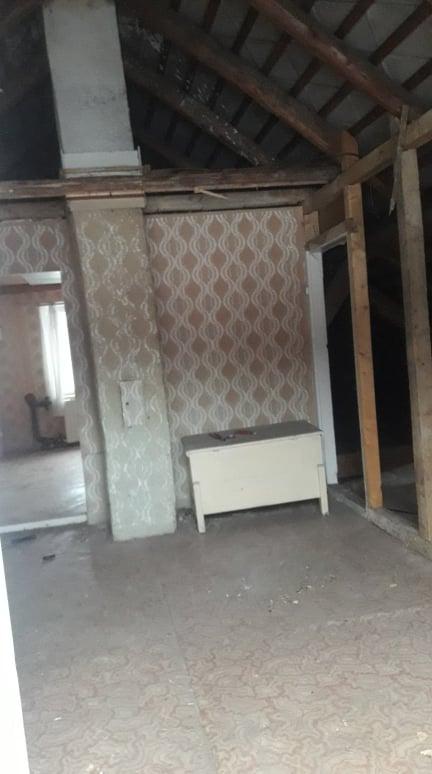 Dom/rekonštrukcia, sen/náročné obdobie :-) - podkrovie  01-02/19