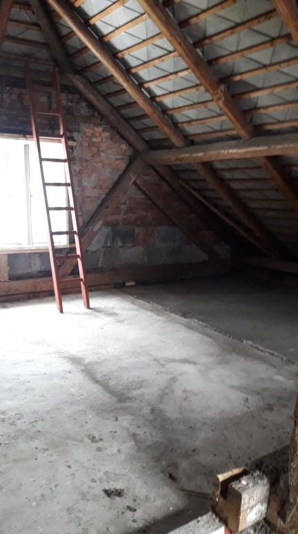 Dom/rekonštrukcia, sen/náročné obdobie :-) - 01-02/19 úspešne vypratané podkrovie :-)