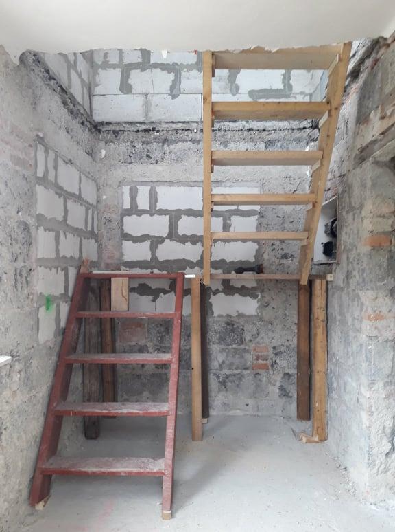 Dom/rekonštrukcia, sen/náročné obdobie :-) - 06-07/2019