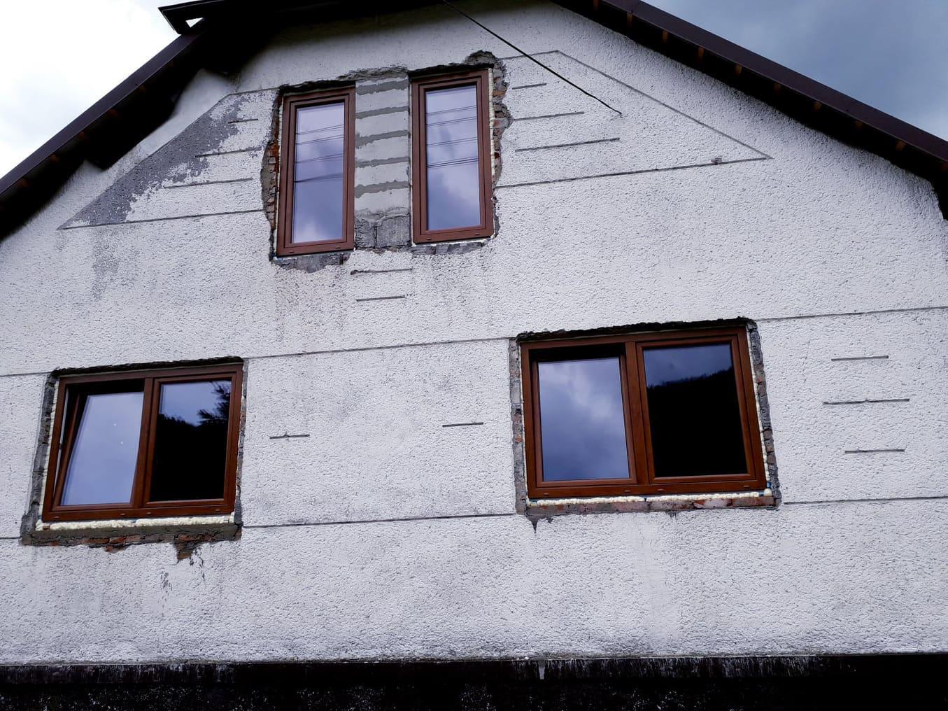 Dom/rekonštrukcia, sen/náročné obdobie :-) - 08/2019