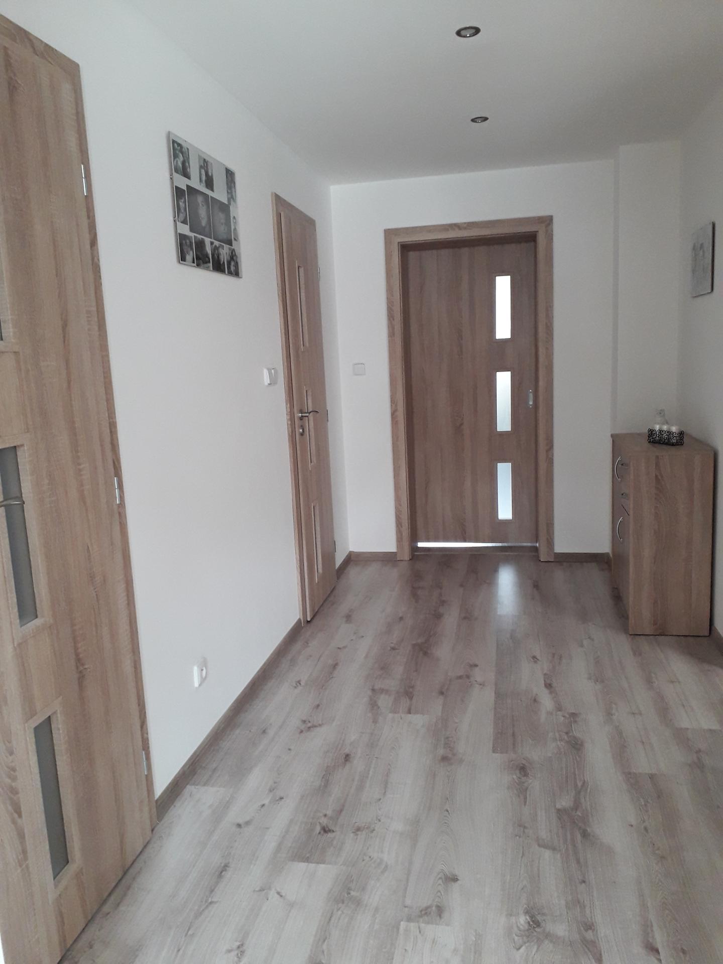 Dom/rekonštrukcia, sen/náročné obdobie :-) - máme dvere :-)  spodné poschodie