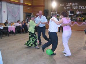 Balónový tanec