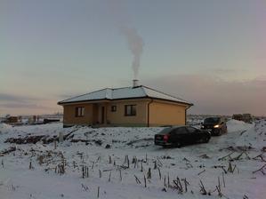 Decembrove ranko (-12°C)