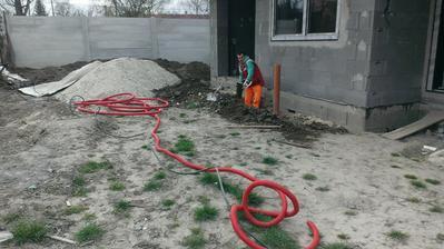 dnes sme kopali elektrinu 20m
