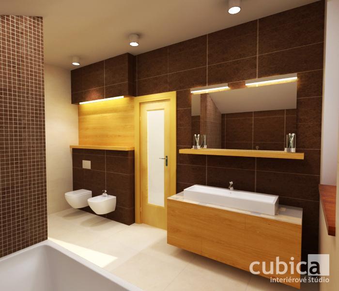 Návrhy a realizácie kúpeľní - Obrázok č. 3