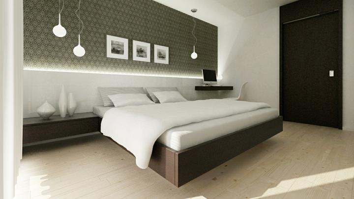 cubica - návrh interiéru bytu v Trnave