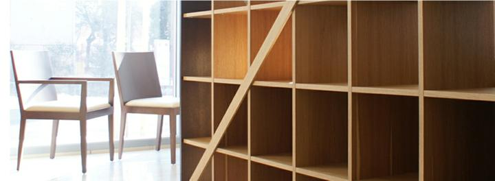 cubica - knižnica X - výrobca Brik