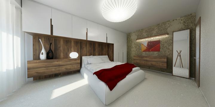 cubica - návrh interiéru bytu v Bratislave