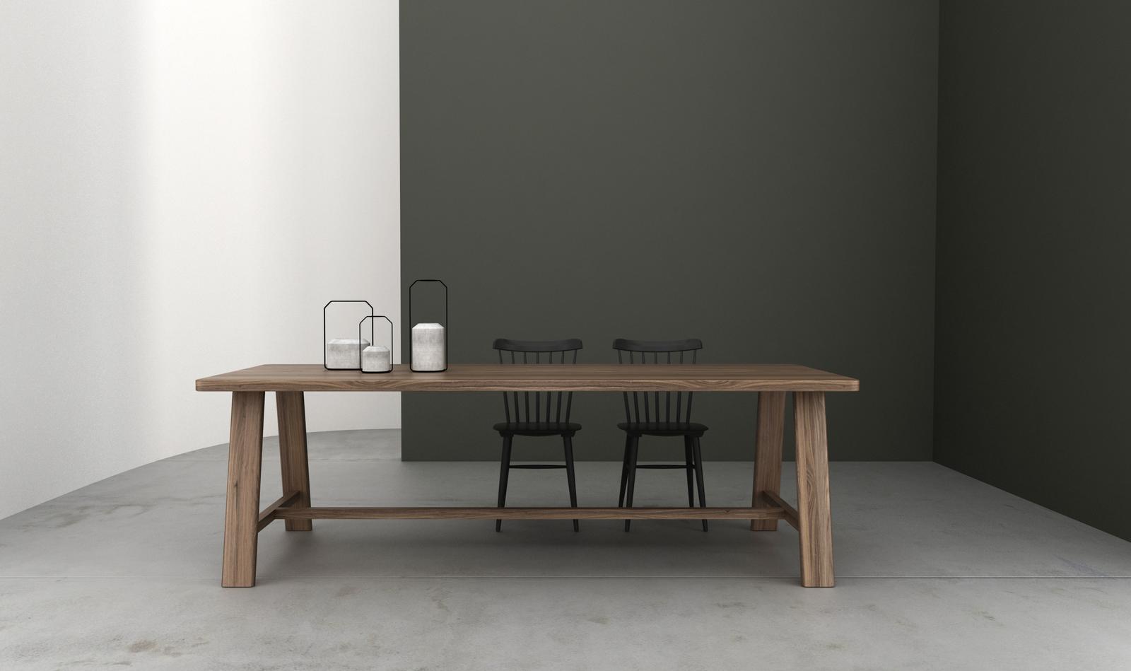 Jedálenský stôl FARM by Cubica - Jedálenský stôl FARM by Cubica