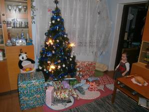 dárečky a prskavky