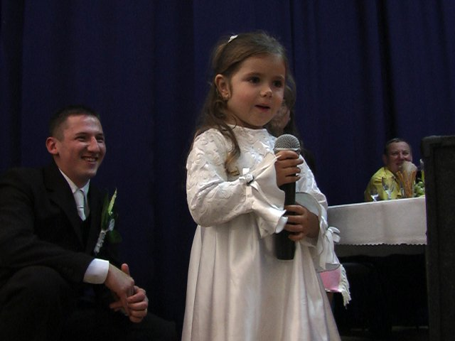 Majka Bartošová{{_AND_}}Marek Partila - moja mala sestrička kričala neberte nám princeznú..