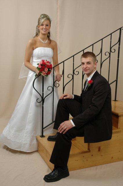 Lenka Brtková{{_AND_}}Roman Kuchárik - Pekný pár