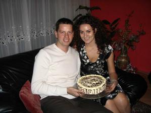 naše zásnuby 25.11.2007