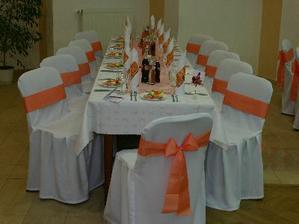 takto nejako budú vyzerať naše svadobné stoly...ale farbu do akej to bude ladené ešte vybratú nemáme....čo myslíte??:)