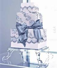 ako keby čipkovaná torta...kraaaasna!!!