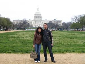 naša predsvadobná cesta, USA Washington D.C.