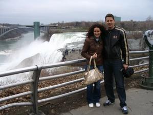 naša predsvadobná cesta, USA-Kanada, Niagara Falls