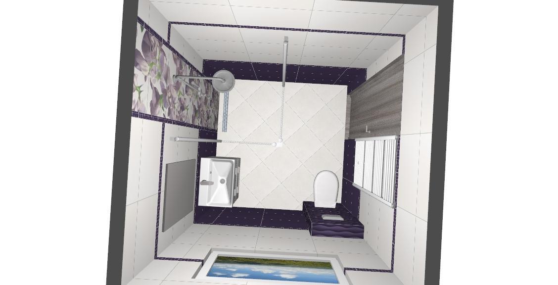 Vizualizácia našej kúpeľne - Obrázok č. 3