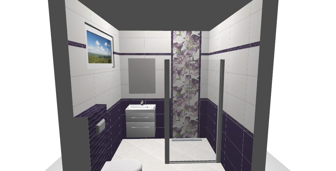 Vizualizácia našej kúpeľne - Obrázok č. 4