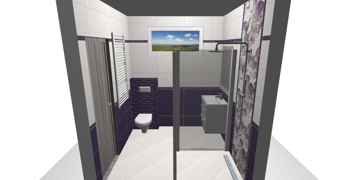 Vizualizácia našej kúpeľne - Obrázok č. 5