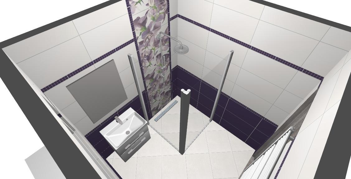 Vizualizácia našej kúpeľne - Obrázok č. 6