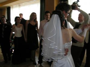naš prvy tanec
