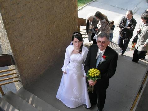 Michaela Mikušová{{_AND_}}Michal Kovačech - ja s tatom