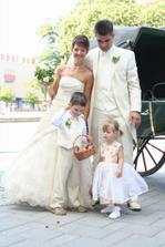 Nasa rodinka, mama, tata, Maxi, Chiara