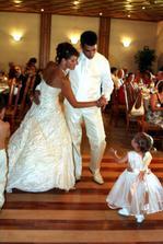 Mami, tati aj ja chcem s Vami tancovat. Prvy tanec.