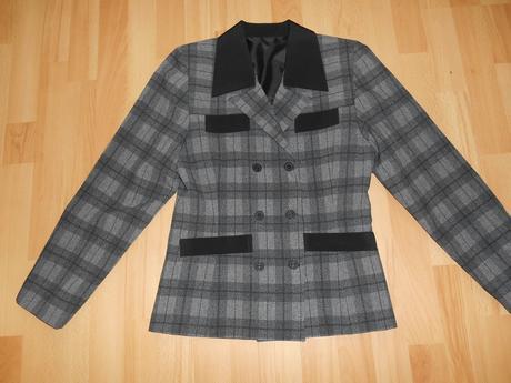 elegantní sako  v.L - Obrázek č. 1