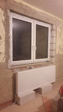 radiator 'takmer' na svojom mieste