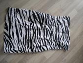 Zebra šaty Amisu, S