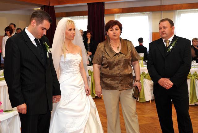 Sylvia Jurkasová{{_AND_}}Peter Krivošík - moji rodičia