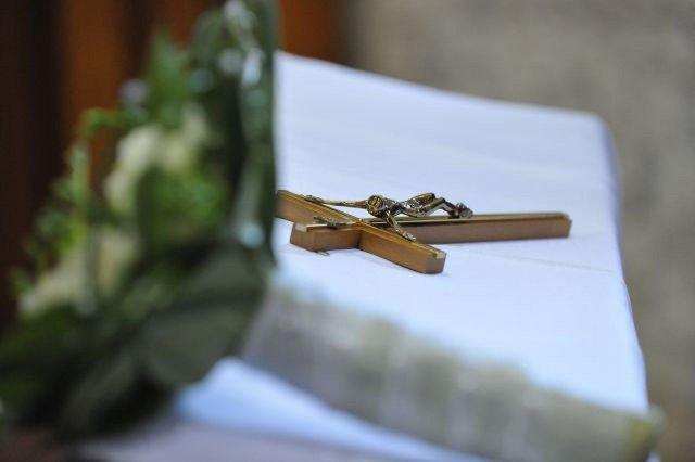 26.04.08 Sylvia a Peter - krížik
