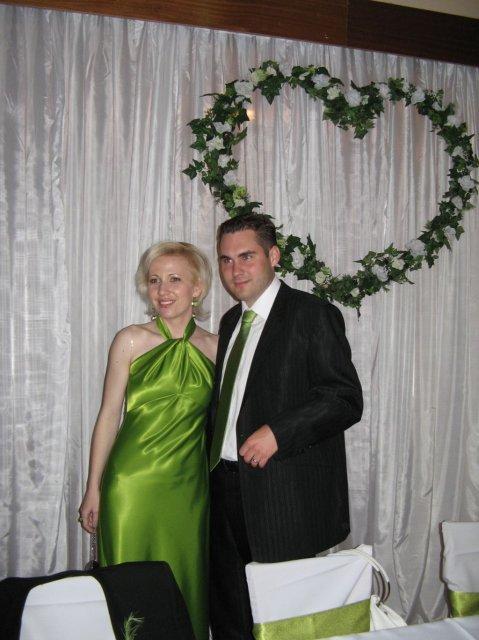 26.04.08 Sylvia a Peter - popolnočné šaty