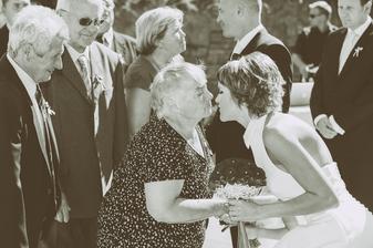 Naše tetička Věra.......úžasný člověk