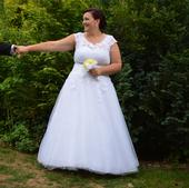 Svadobné šaty , 50