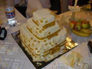 Naše tortičky.